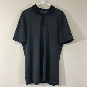 Nike golf dri fit polo. Excellent condition. Large
